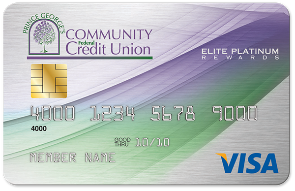 Visa Elite Rewards Card