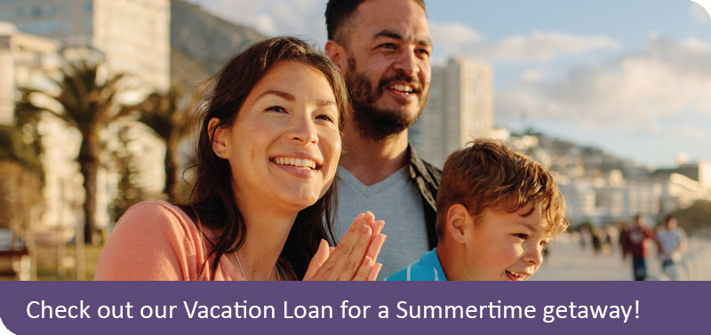 Vacation Loan home banner